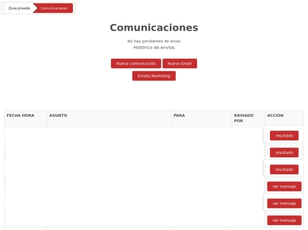 Marketing Comunicaciones